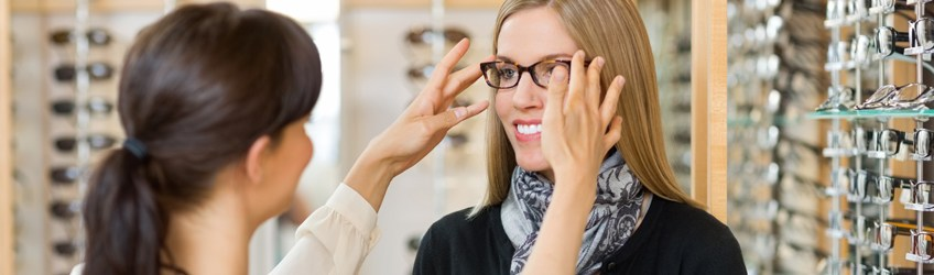 Designers frames specialists in Central Nassau Optical