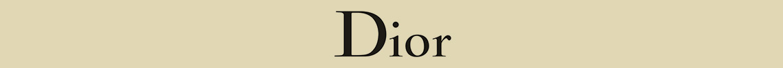 Dior logo bar