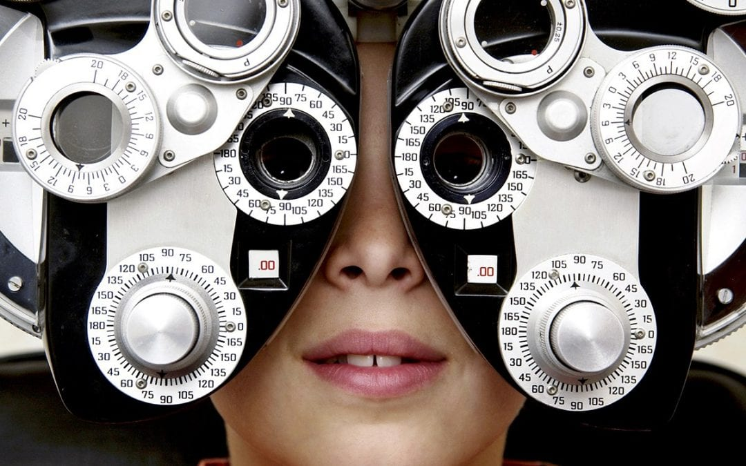 Eye & Vision Exams