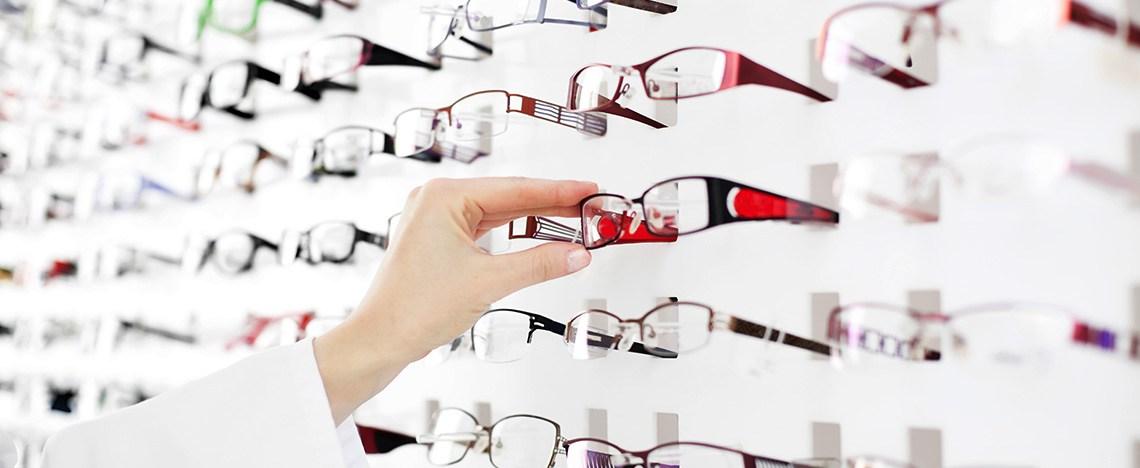 eyewear and frames variety
